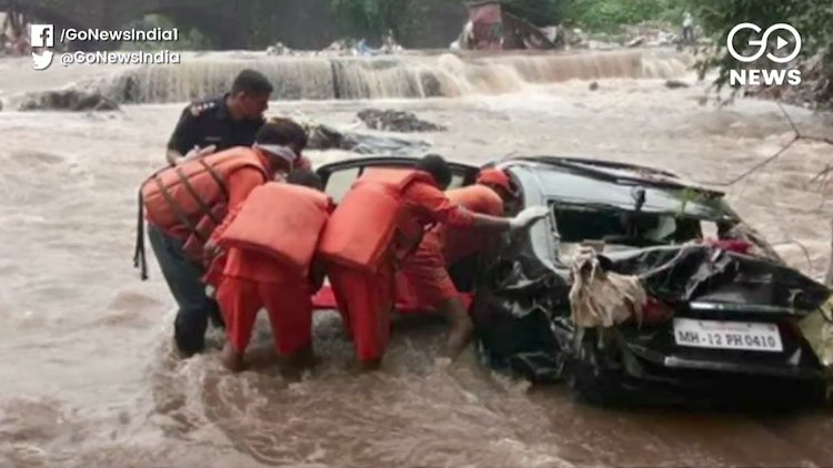 Rain Havoc Leaves 32 Dead In Pune, Hyderabad And P