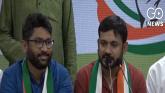 Kanhaiya Kumar Jignesh Mevani Join Congress