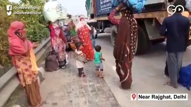 Exclusive: Migrants Found Hidden In Container Truc