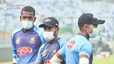 India-Bangladesh T20 Match Amid Alarming Pollution