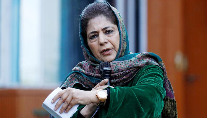 PM Has Nothing To Show, Had To Invoke Kashmir For