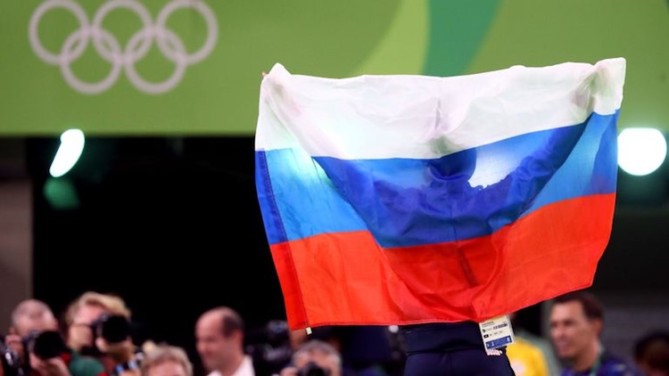 Russia Banished From International Sports For Four