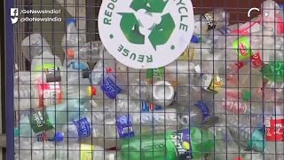Haryana: Food Items In Exchange For Plastic Waste