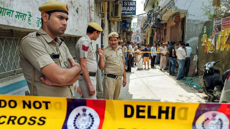 37 Delhi Police Personnel Committed Suicide In 42