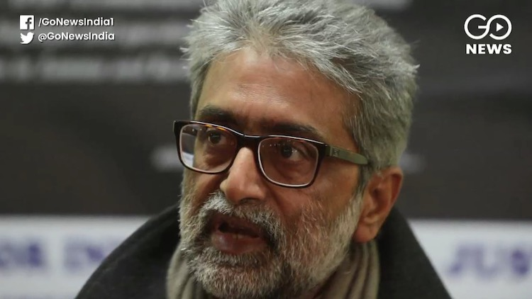 Fifth Judge Recuses Himself From Gautam Navlakha C