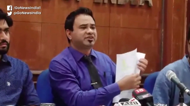 Dr. Kafeel Khan Claims Clean Chit In Gorakhpur Inf