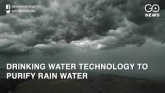 Drinking Water Technology To Purify Rain Water