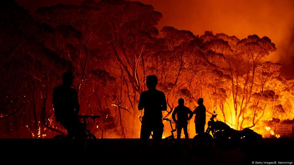 No Respite As Australia Reels Under Worst Bushfire