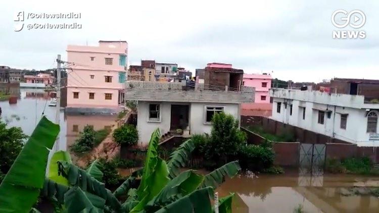 Orange Alert In Bihar, Red Alert In UP Amid Heavy
