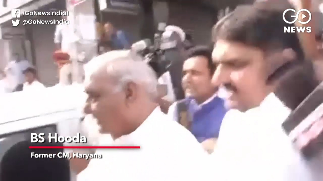 Hooda Confident Of Victory In Haryana