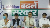 'Niti Aayog Report Shows Nitish As Failure On All