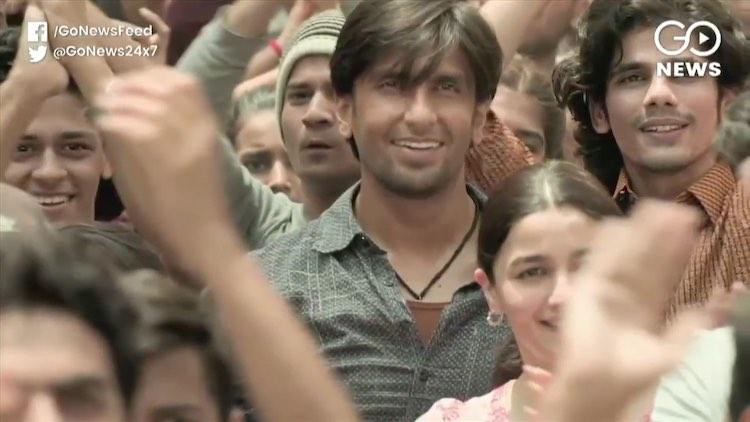 'Gully Boy' Named India's Oscar Entry