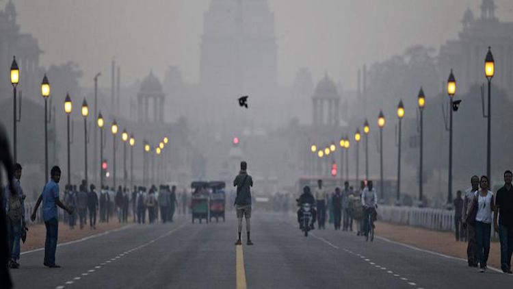 Uproar As Trump Calls India's Air 'Filthy'; But In