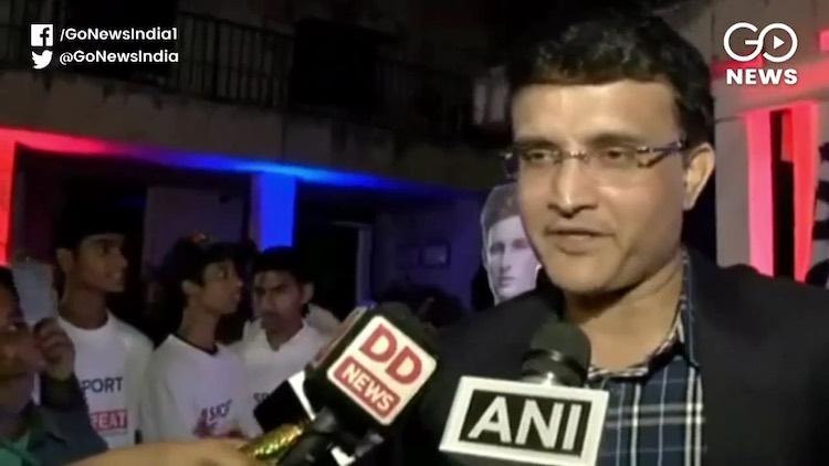 Sourav Ganguly All Set To Skipper BCCI