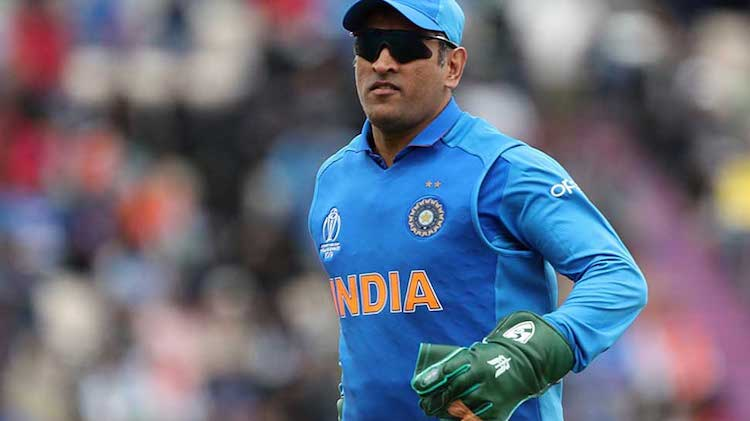 Dhoni Not In BCCI's Centrally Contracted Players L