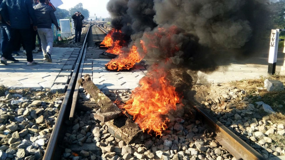 Assam: Stranded Passengers Bear The Brunt Of CAA P