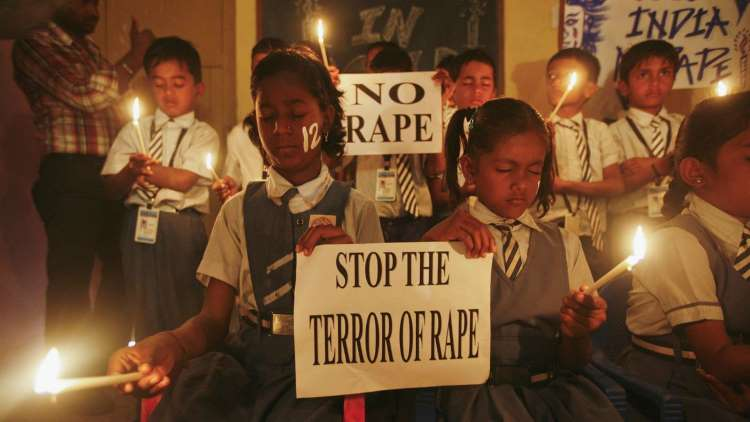 Three-Year-Old Raped In UP, Condition Critical