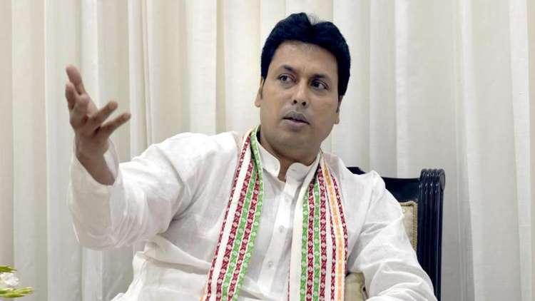 'Dictatorial, Inexperienced': Tripura BJP MLAs In