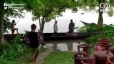 70 Dead As Flood And Landslides Devastate Assam, E