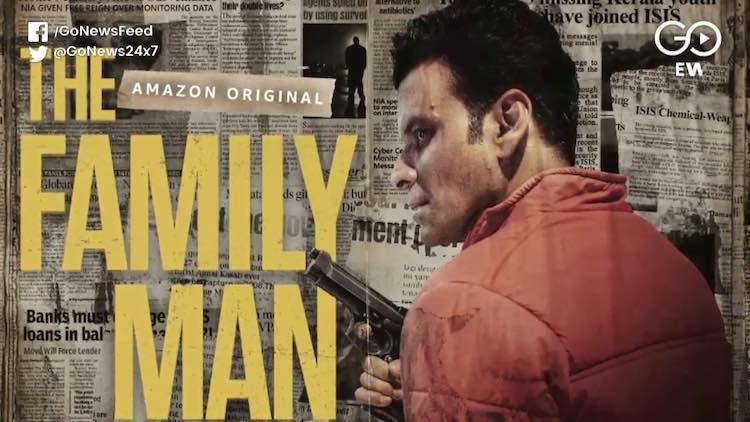 Manoj Bajpayee's 'The Family Man' Grabbing Eyeball