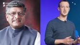 IT Minister Ravi Shankar Prasad Writes To Mark Zuc