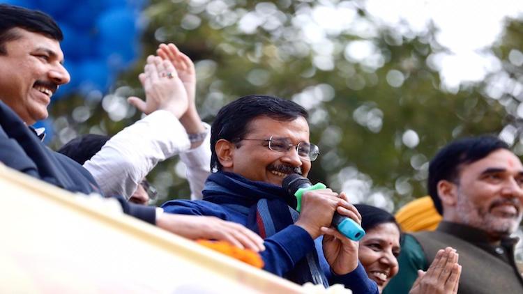 'Lage Raho Kejriwal' Says Delhi As AAP Gets Mandat
