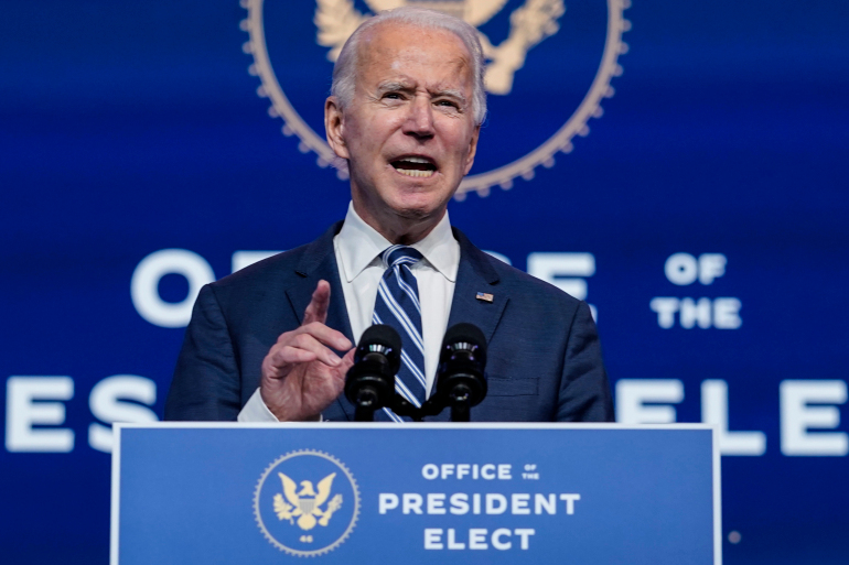 Trump's Reluctance In Conceding Biden's Win An Ob