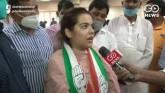 Subhashini Yadav Joins Congress Ahead Of Bihar Ass