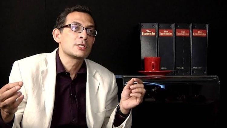Notambadi's critic and JNU alumnus Abhijit Banerje