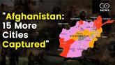 Taliban Takeover Capitals