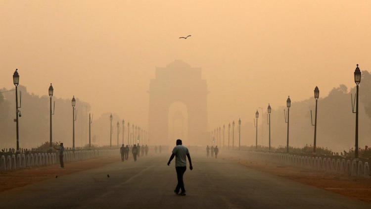 Air Pollution Not Only Delhi Problem But Pan-North