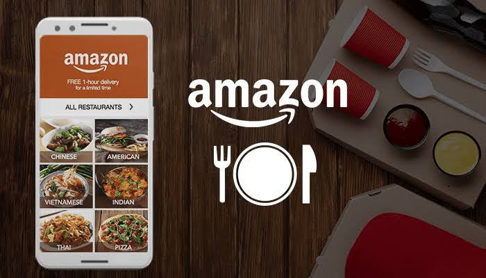Amazon Starts Food Delivery Service In India, Pilo