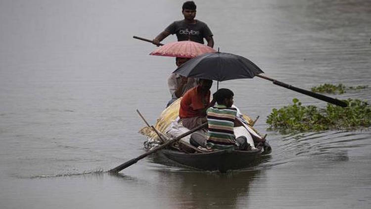 Assam Death Toll From Floods And Landslides Exceed