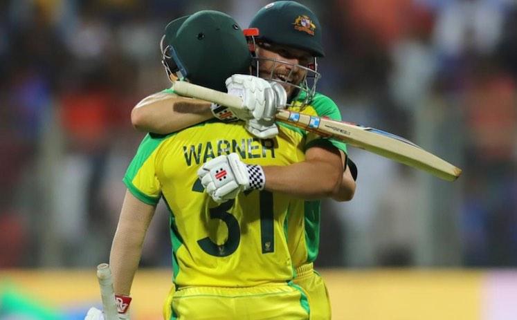 India vs Australia Mumbai ODI