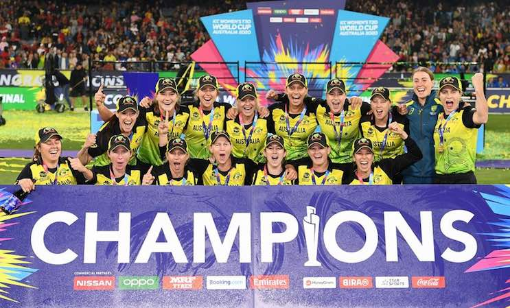 ICC Women's T20 World Cup 2020 Final