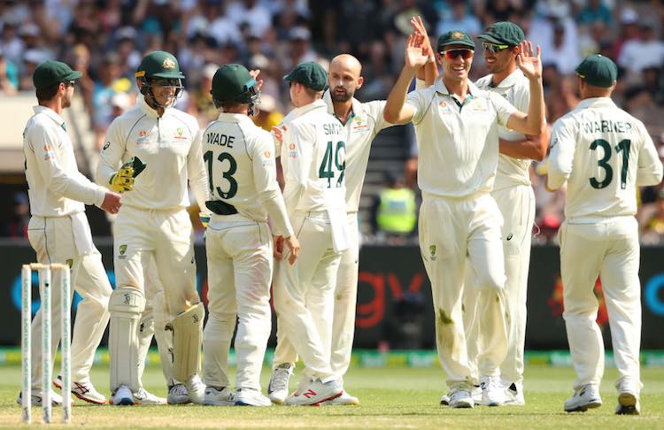 Australia vs New Zealand Second test Melbourne