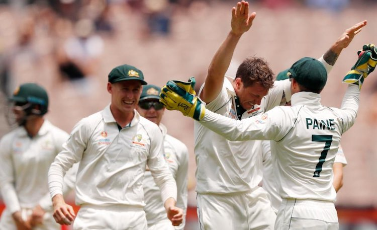 Australia vs New Zealand Second test at MCG