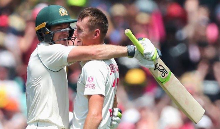 Australia vs New Zealand Sydney Test