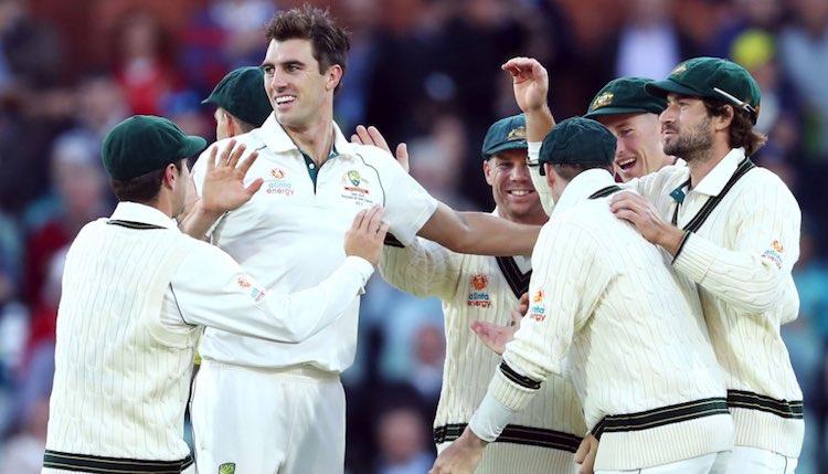 Australia vs Pakistan Adelaide Test