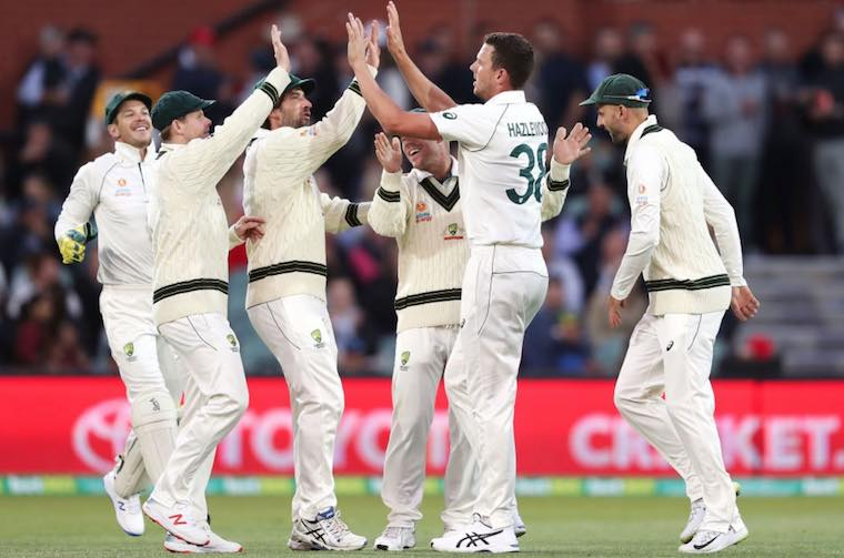 Australia vs Pakistan Adelaide test