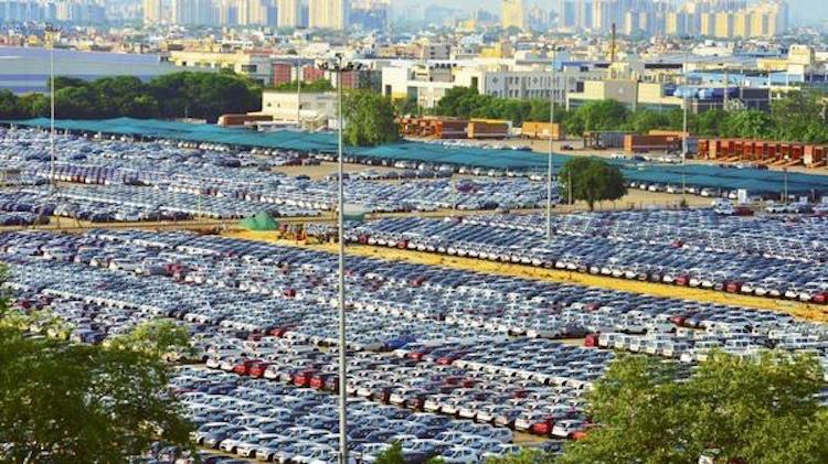 Passenger Car Sales Crash 41% In August
