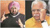 Twitter Spat Between Khattar, Amarinder Over COVID
