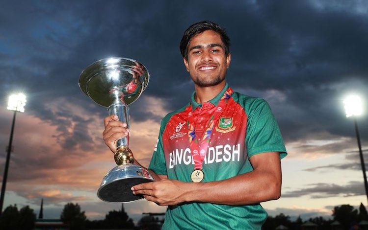 Bangladesh v India U19 CWC final
