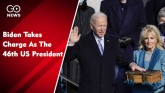 'Democracy Has Prevailed': Joe Biden Takes Charge