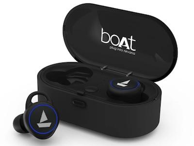 Boat wireless earlbuds