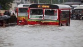 Red Alert For Mumbai After Heavy Rainfall Leads To
