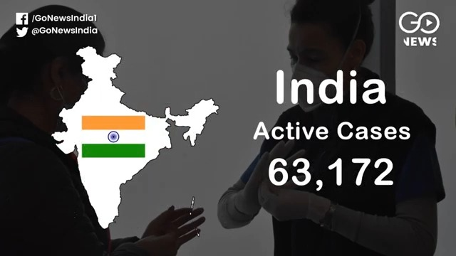 India Now Has More Active COVID-19 Cases Than Spai