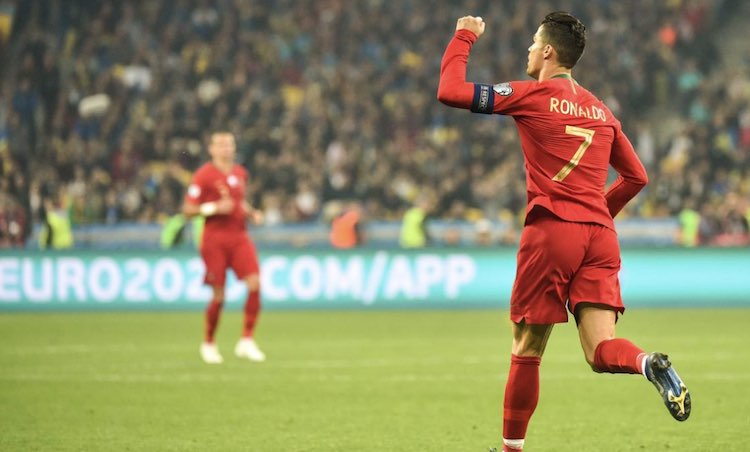 CR700: Sixth Player In Football History To Score 7