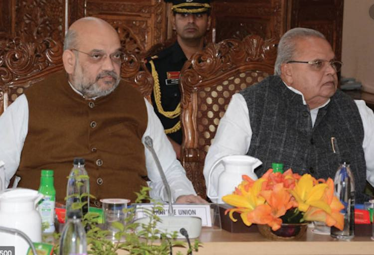 Ten Ministries To Focus On Development In J&K