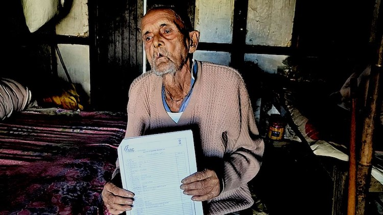 Declared 'Foreigner', 104-Year-Old Assam Man Befor